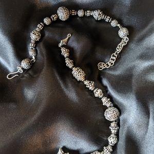 Jewelry - 2 Handmade Bali Silver Bracelets